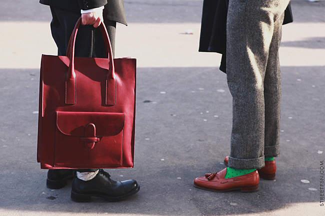 夏のロールアップスタイルにおしゃれ靴下。靴下を使った簡単なおしゃれコーデ集 1番目の画像