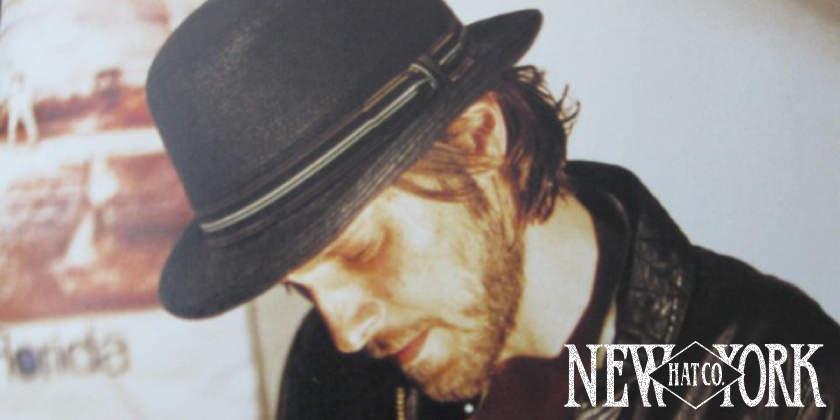 """あの日、映画で観た銀幕スターのように。最上級ブランドの帽子で魅せる男の""""プライド"""" 2番目の画像"""