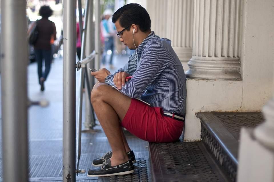 シャツコーデをおしゃれに、かっこよく。メンズのための夏シャツコーデ必勝講座 1番目の画像