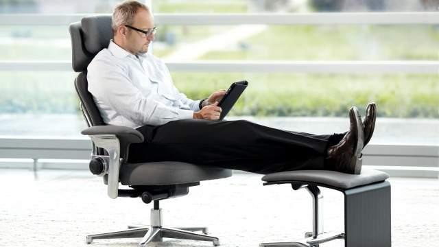 """リープチェアとは""""背骨を真似るチェア""""である。快適さを追求したオフィスチェアの魅力とは 6番目の画像"""