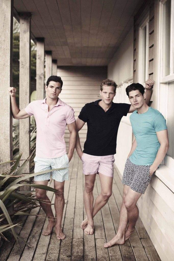 頭を悩ませる、ポロシャツコーデ。夏の定番アイテム「ポロシャツ」のメンズ向けコーデまとめ 2番目の画像