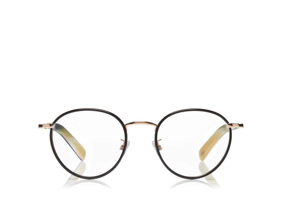 クラシックなメガネがいまどきのアイウェアスタイル。レトロ顔が新鮮な、おすすめ新作メガネ4選 5番目の画像