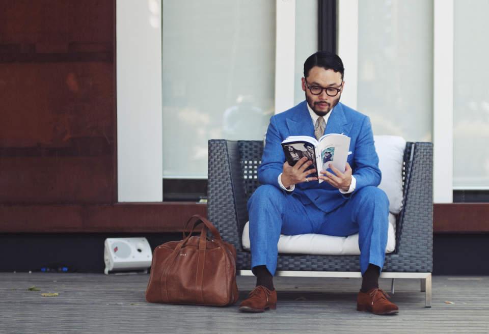 スーツのおしゃれな着こなし方って? 「おしゃれ」なスーツ着こなしの成功法を徹底解説 4番目の画像
