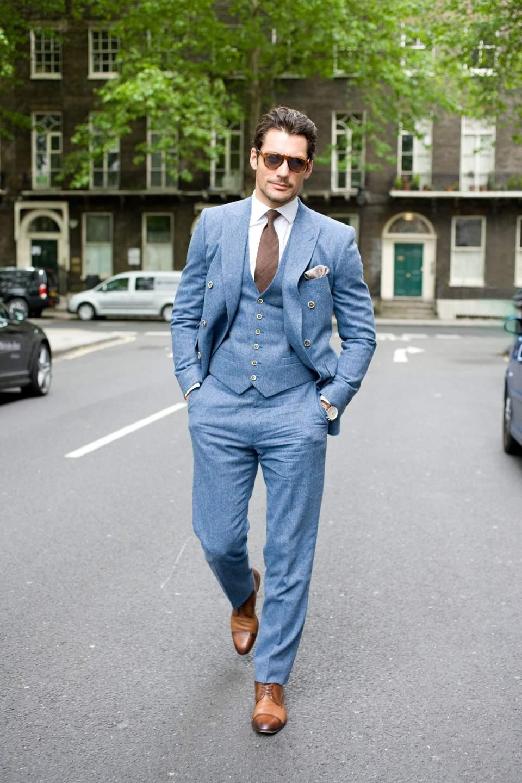 スーツのおしゃれな着こなし方って? 「おしゃれ」なスーツ着こなしの成功法を徹底解説 5番目の画像