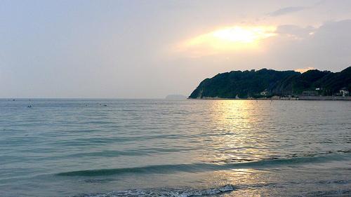 """日本一""""厳しい""""ビーチ「逗子海水浴場」。厳しさのウラには、地元を大切に想う「こころ」があった! 1番目の画像"""