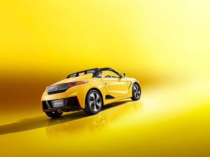 国産スポーツカーを牽引する「ホンダ」。S660が世界クラスのスポーツカーと名高い理由(ワケ) 1番目の画像