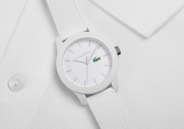 ラコステの新作腕時計がおしゃれ過ぎる……! ◯◯にインスパイアされた新作ウォッチのすゝめ  2番目の画像