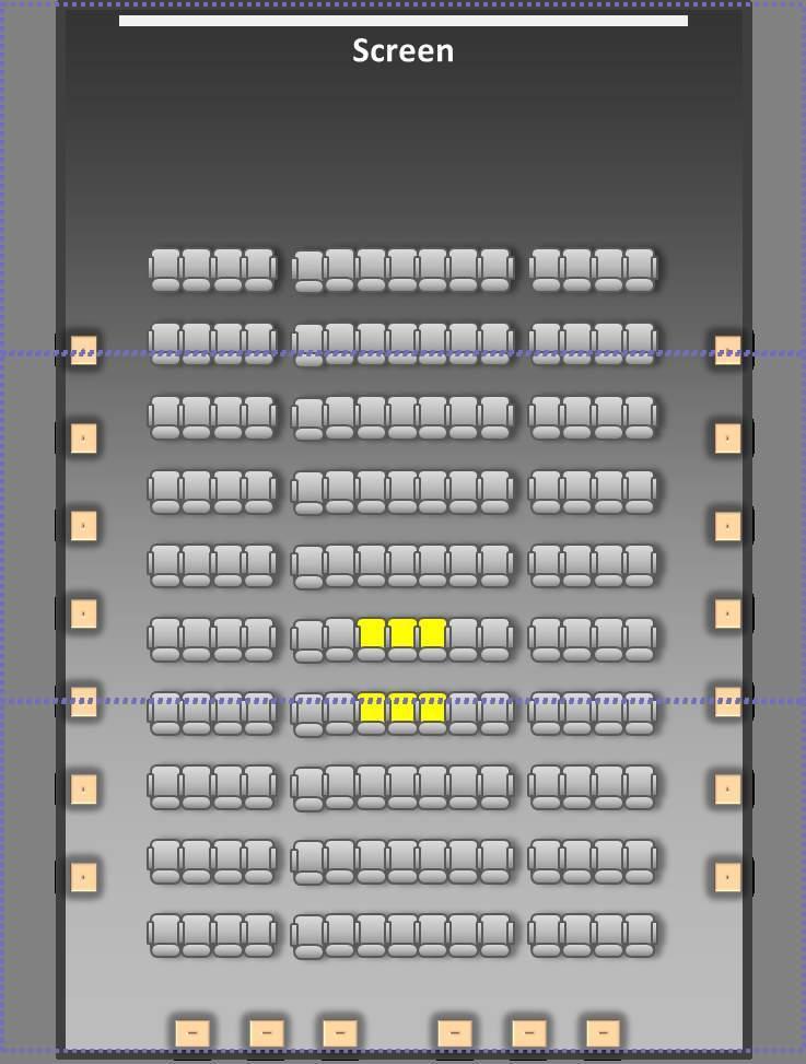 映画館で作品に没入できるおすすめの座席位置はここ:作り手の意図を感じ取る、大人の映画鑑賞スタイル 2番目の画像