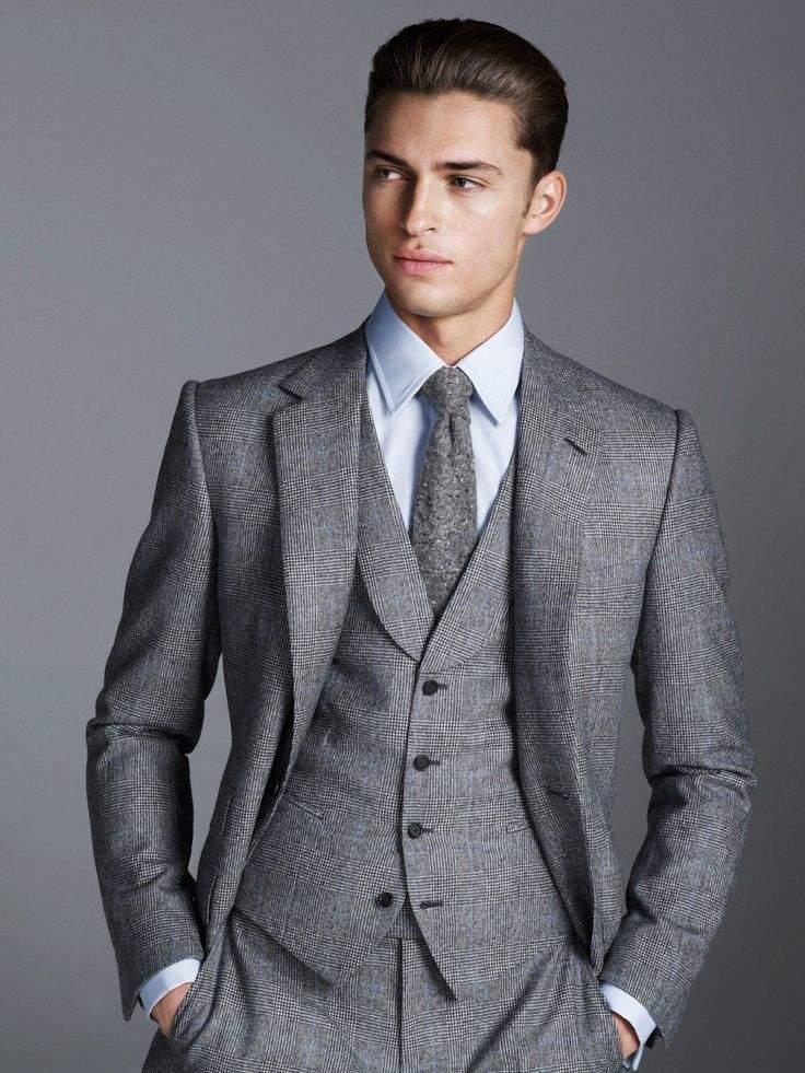 「スーツとシャツ」どうやって組み合わせてる? 再確認したいスーツコーディネートの基礎知識 7番目の画像