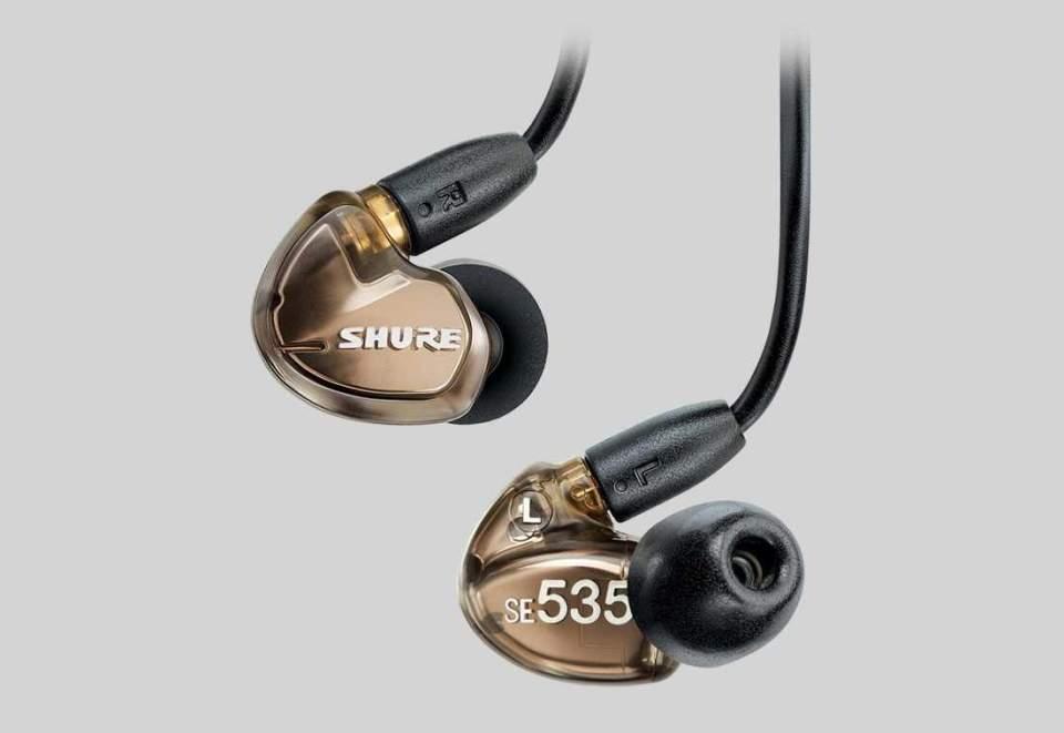 本物志向の大人に選ばれるイヤホン「SHURE(シュア)」:大人気モデル『SE535』の真価とは? 1番目の画像