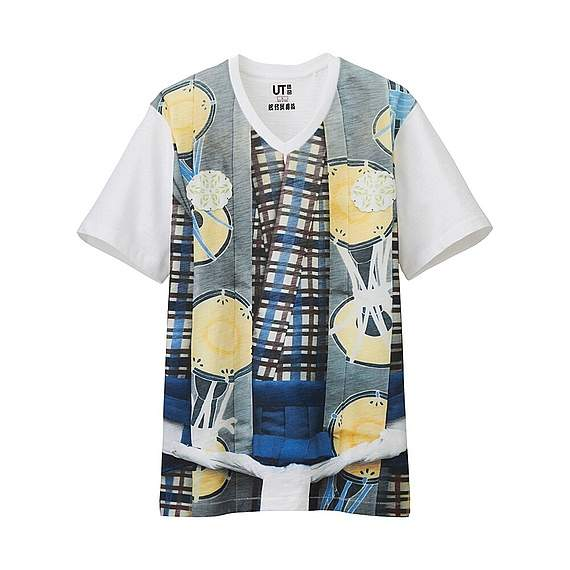 """デザインが秀逸な""""おしゃれTシャツ""""大集合:夏はおしゃれTシャツで決まりでしょ! 5番目の画像"""