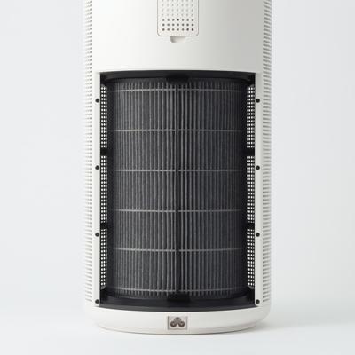 デザインと機能を両立した優等生。無印良品の空気清浄機「MJ-AP-1」でスタイリッシュな生活を 4番目の画像