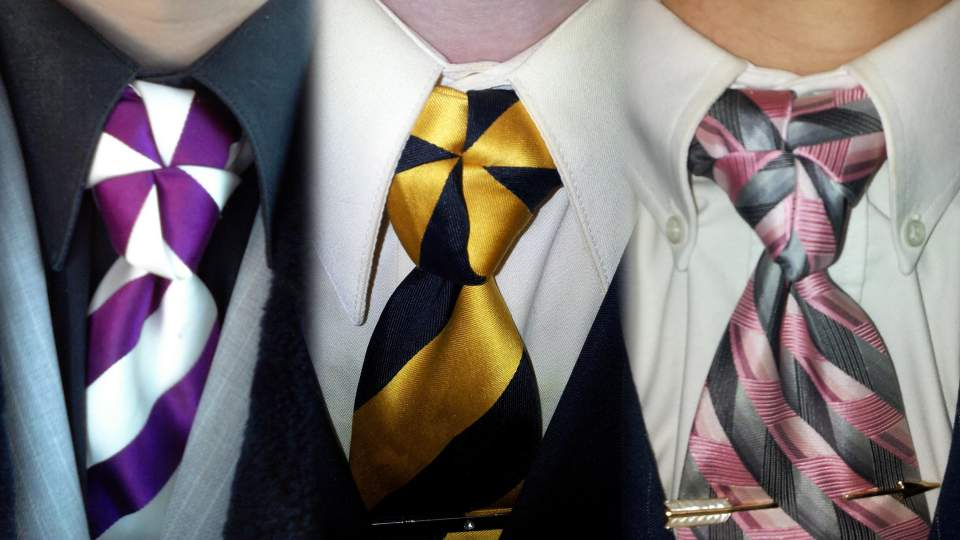 Vゾーンを左右する「ネクタイの結び方」:ワンランク上のおしゃれを目指すビジネスマン達へ 6番目の画像
