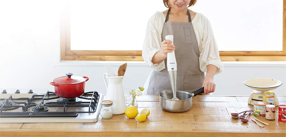 おすすめのキッチン家電ブランド5選。いつもとは違った料理の時間を 3番目の画像