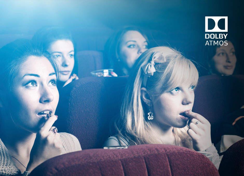"""映画は新しい時代へ。最新の音響システム「ドルビーアトモス」が変えるのは、""""映画の世界と私たち"""" 1番目の画像"""