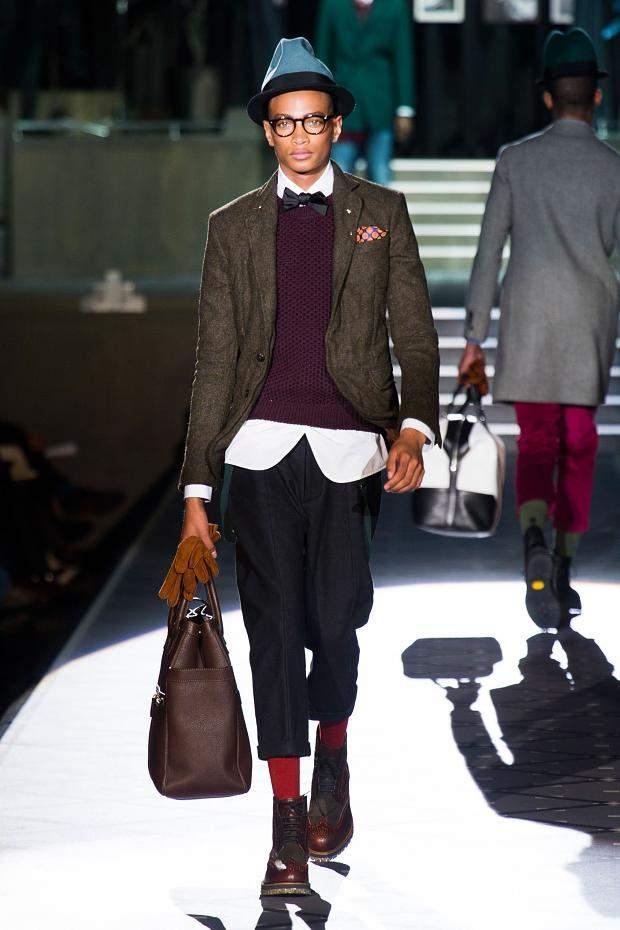 1枚羽織ればイイ男なメンズテーラードジャケット。イイ男が引き立つのは、何色? 3番目の画像