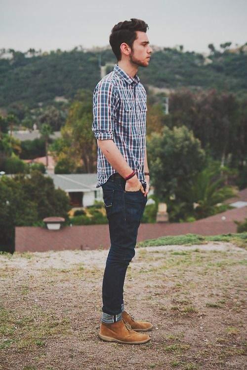 秋のデイリーコーデはシャツにおまかせ:スタンダードから個性派コーデを紹介 3番目の画像