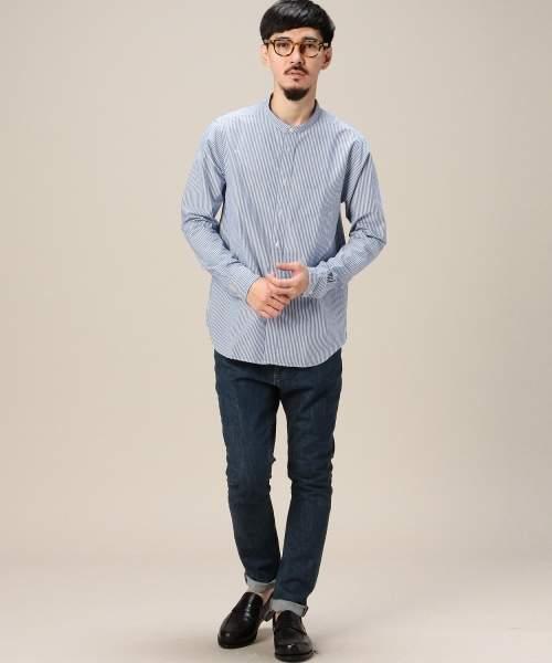 秋のデイリーコーデはシャツにおまかせ:スタンダードから個性派コーデを紹介 5番目の画像