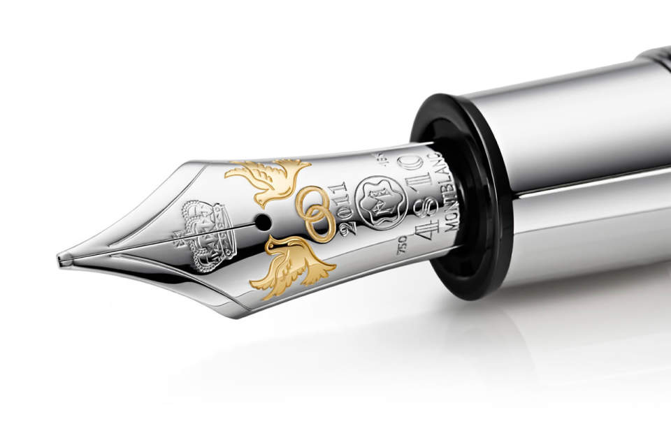 毎日の仕事をお気に入りの「万年筆」と共に。最高級の老舗メーカーが創り出す、本物志向のための万年筆 2番目の画像