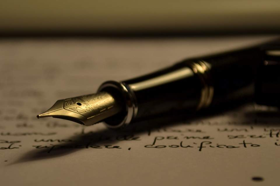毎日の仕事をお気に入りの「万年筆」と共に。最高級の老舗メーカーが創り出す、本物志向のための万年筆 1番目の画像