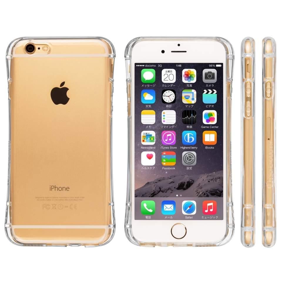 iPhoneの画面はスマホケースで守る。おすすめスマホケースでストレスフリーなスマホライフを 2番目の画像