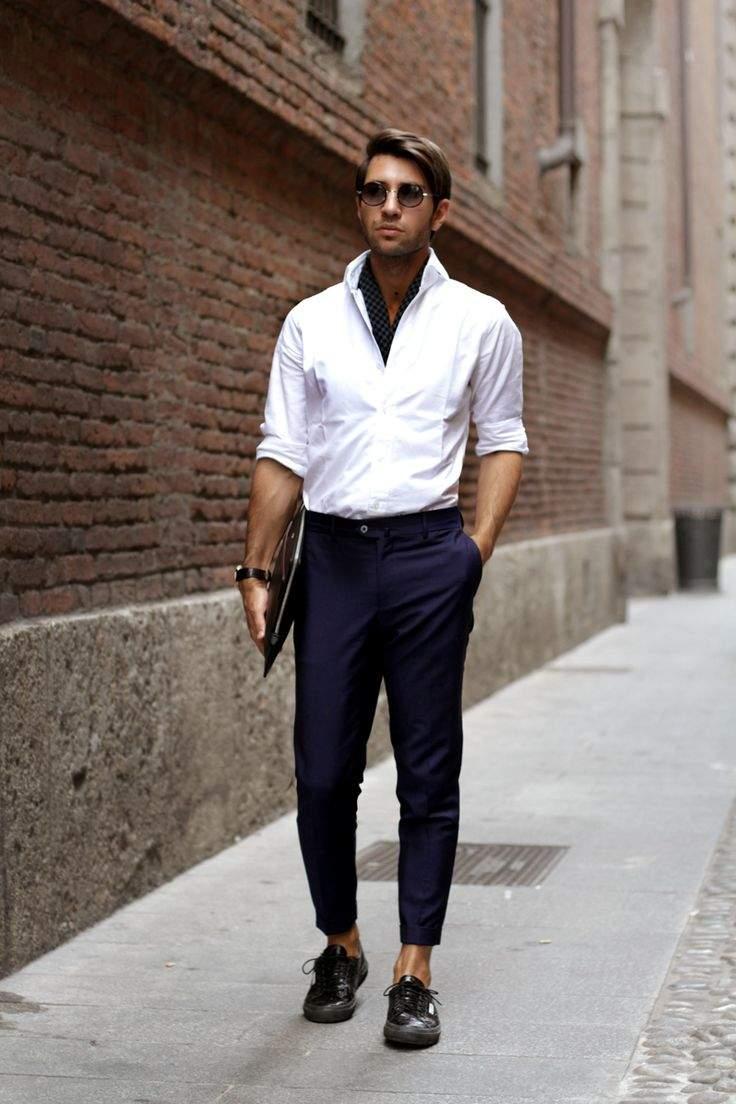 おすすめの白シャツブランド傑作選。ワンランク上の白シャツで、スーツ姿を格上げする。 4番目の画像