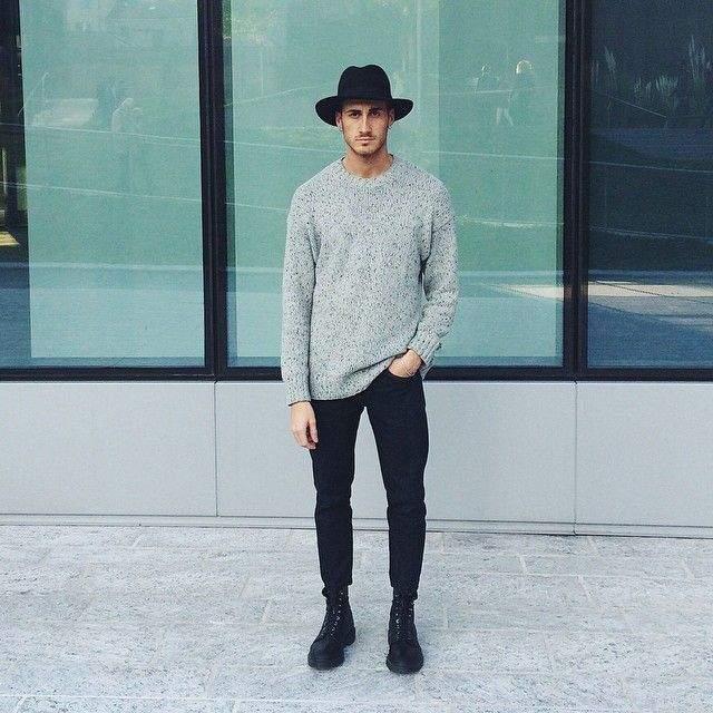 秋冬メンズのセーター選び。5色のカラーで攻めるおすすめメンズセーターまとめ! 2番目の画像