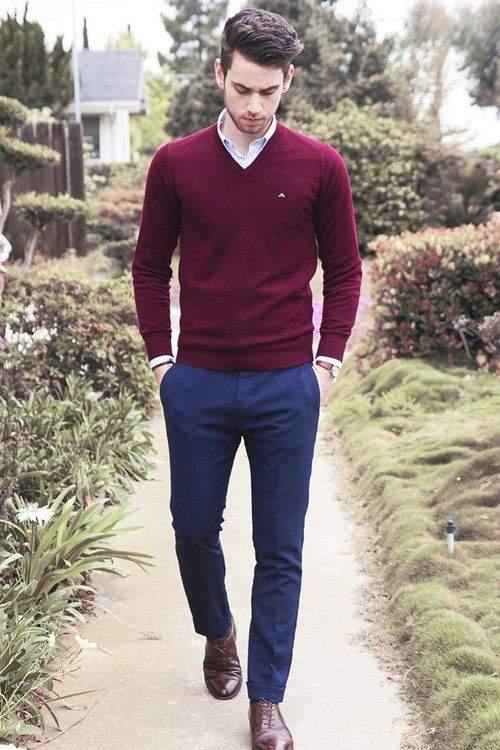 秋冬メンズのセーター選び。5色のカラーで攻めるおすすめメンズセーターまとめ! 6番目の画像