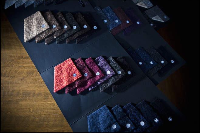 生地メーカー界の四天王。ビエラの生地ブランドを知れば、スーツの良し悪しも分かるようになる。 1番目の画像