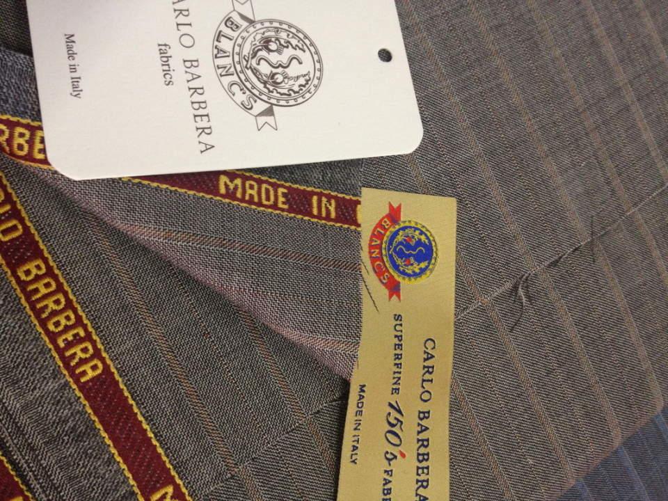 生地メーカー界の四天王。ビエラの生地ブランドを知れば、スーツの良し悪しも分かるようになる。 5番目の画像