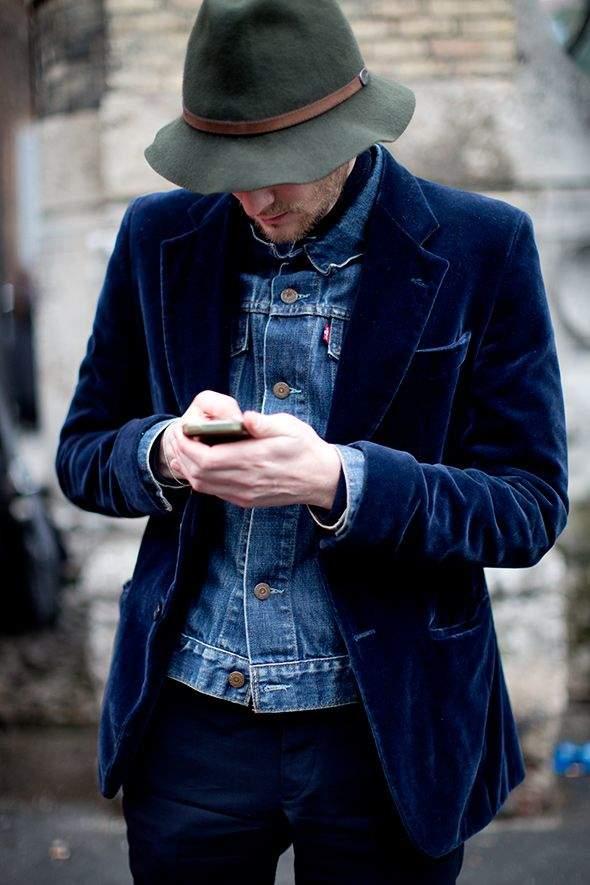 脱ブナン紺ジャケットしたい。無難すぎないおしゃれ紺ジャケット、教えます。 3番目の画像