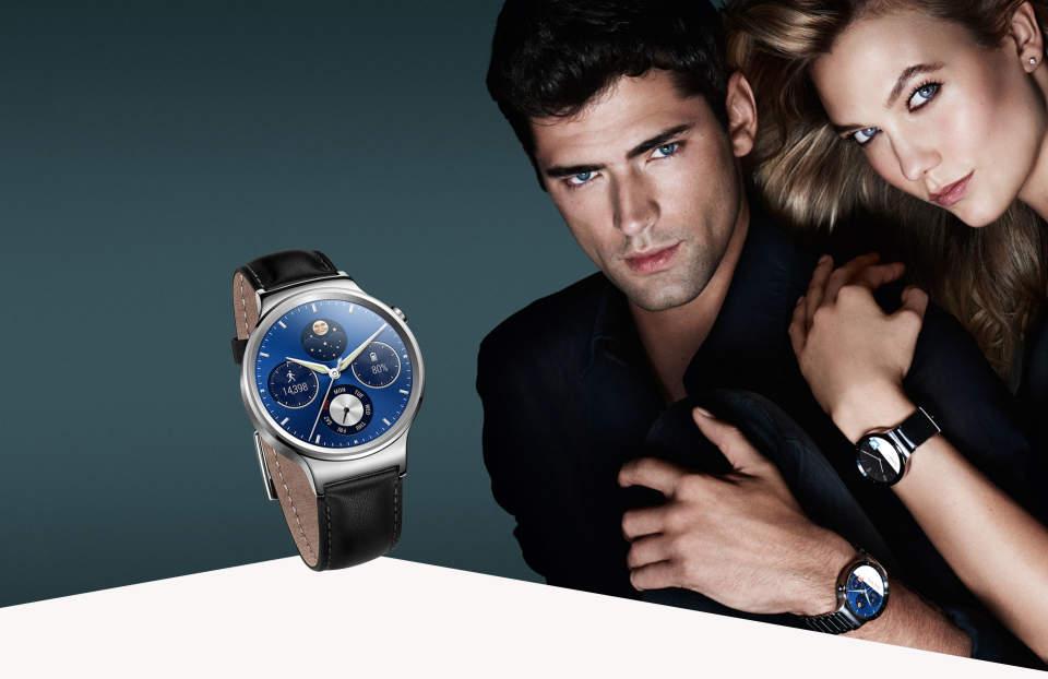 世界最先端を征く腕時計『Huawei Watch』:スマートウォッチ界の革命児となり得るか? 1番目の画像
