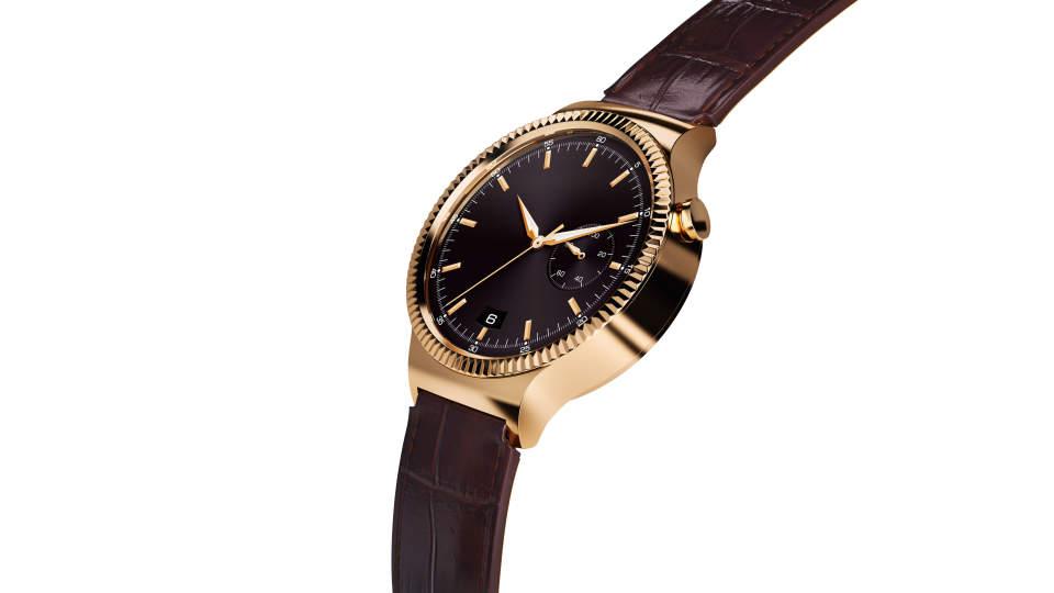 世界最先端を征く腕時計『Huawei Watch』:スマートウォッチ界の革命児となり得るか? 2番目の画像