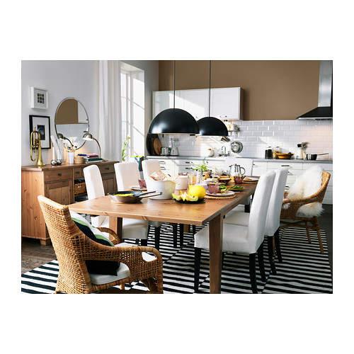 ダイニングテーブル=家族の集まる場所。IKEAのダイニングテーブルはおしゃれ&リーズナブル! 4番目の画像