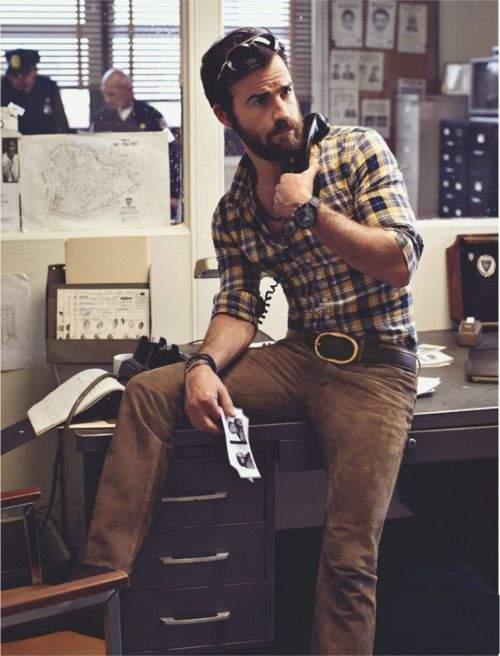 秋冬のデイリーコーデには鉄板のネルシャツを。おしゃれメンズが魅せるネルシャツの洒落た着こなし方 5番目の画像