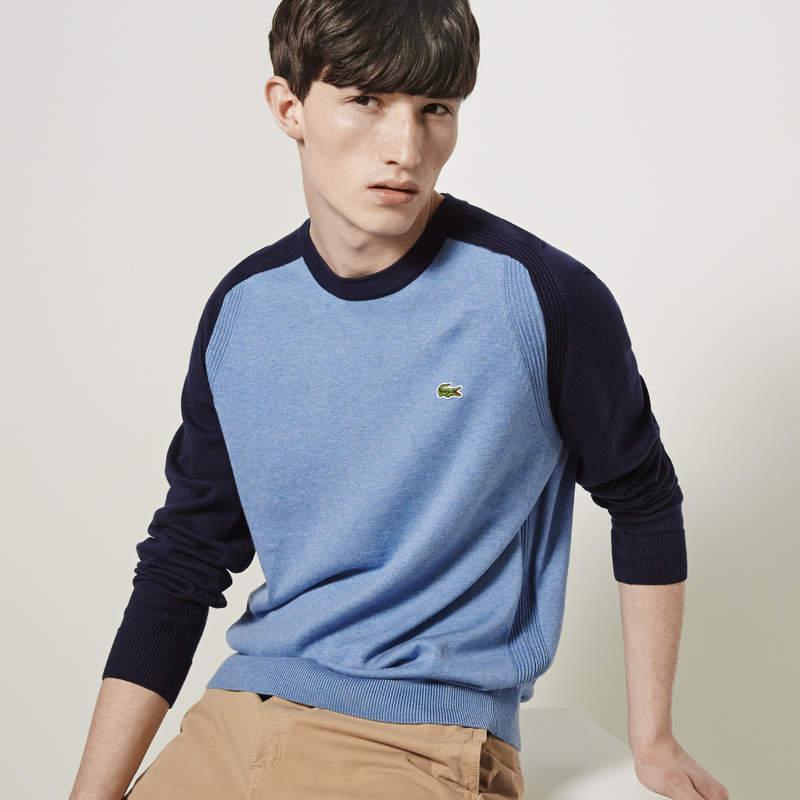 セーターはラコステでGETすべし。その理由はラコステの「定番」×「レトロ」なデザインにあり 3番目の画像