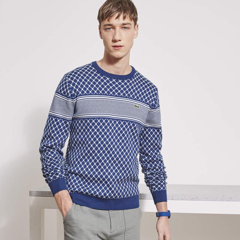 セーターはラコステでGETすべし。その理由はラコステの「定番」×「レトロ」なデザインにあり 6番目の画像