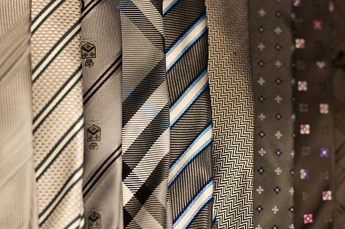 BURBERRY(バーバリー)のネクタイは上品スタイルがお得意。ネクタイ一本でなりたい自分になる 1番目の画像