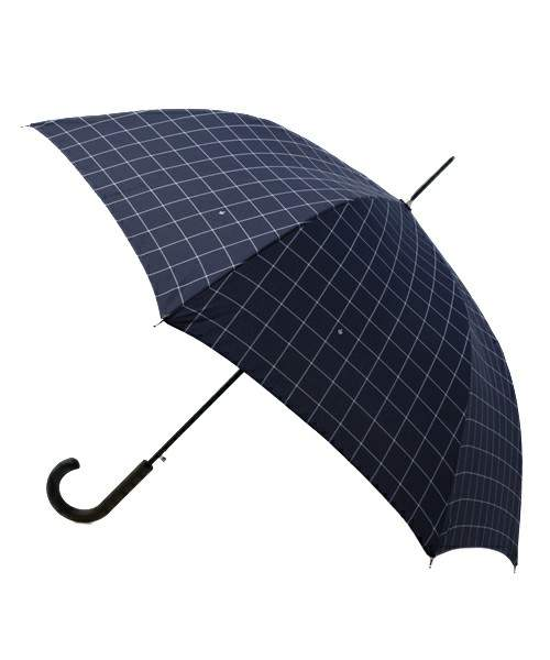雨の日に持って出かけたいおすすめメンズ雨傘5選。鬱蒼とした雨の日に、上品な演出を。 2番目の画像
