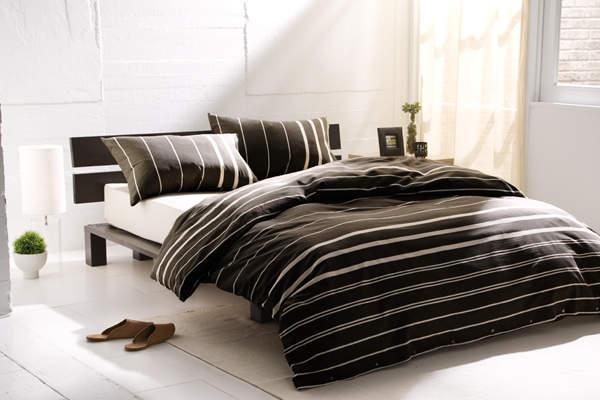 ベッドカバーでおしゃれを演出。バリエーション豊かなベッドカバーでおしゃれ部屋を完成させろ 5番目の画像
