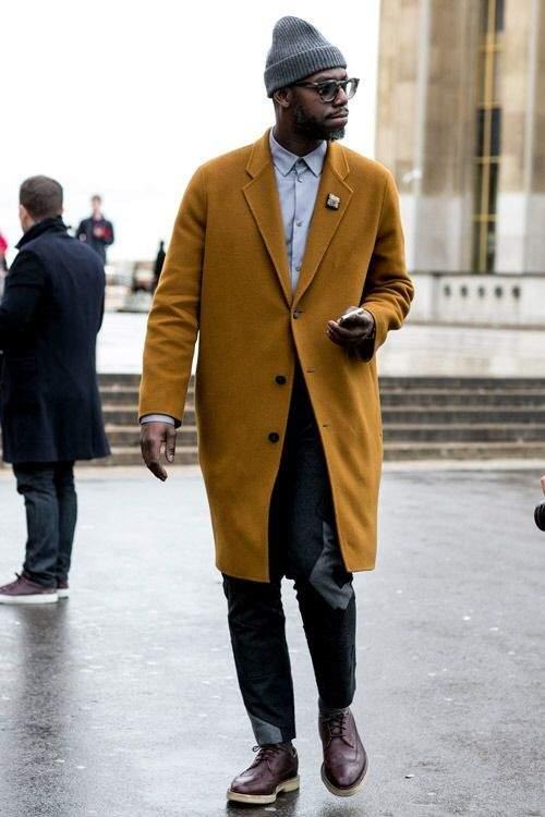 この冬着たいメンズコート集:ベーシックコートからトレンドコートまで予習をすませるのが吉! 2番目の画像