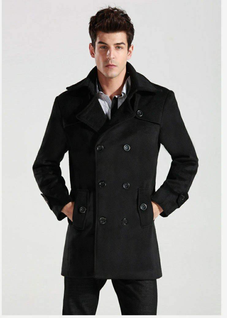 この冬着たいメンズコート集:ベーシックコートからトレンドコートまで予習をすませるのが吉! 3番目の画像