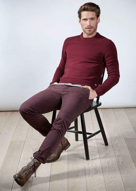 ワントーンコーデのリアルスタイル:メンズワントーンコーデはこう着るのがベスト! 3番目の画像