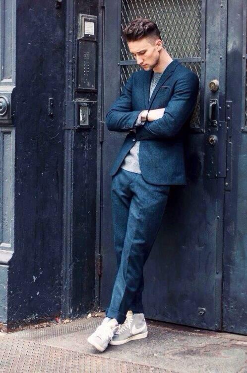 ワントーンコーデのリアルスタイル:メンズワントーンコーデはこう着るのがベスト! 5番目の画像