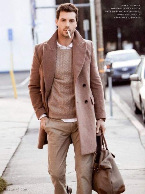 ワントーンコーデのリアルスタイル:メンズワントーンコーデはこう着るのがベスト! 6番目の画像