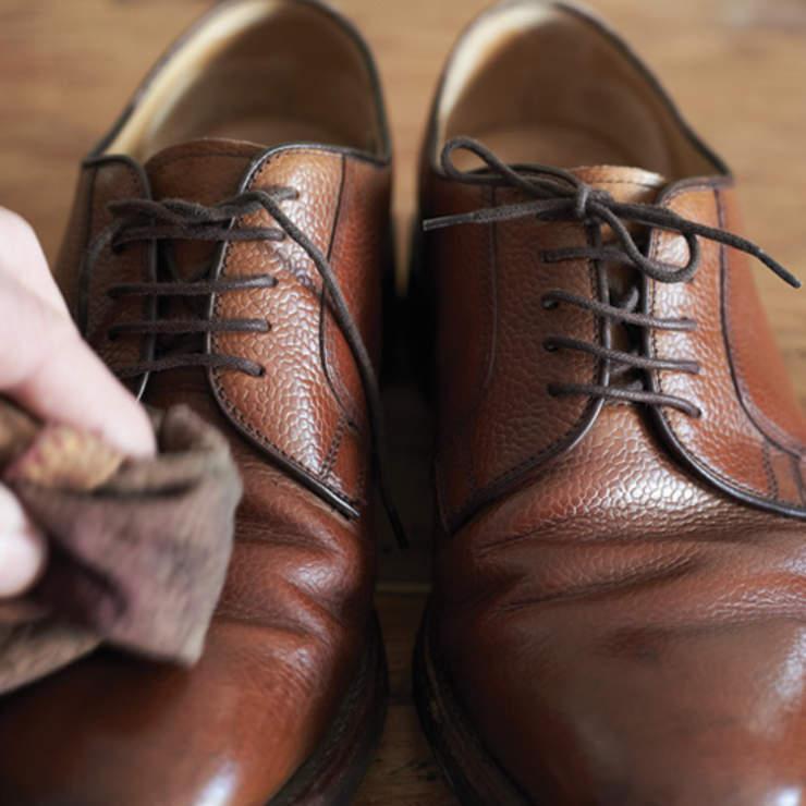 憂鬱な雨の日のビジ靴事情。ビジネスマンなら知っておきたい、雨の日の靴の履き方とケアまとめ 3番目の画像
