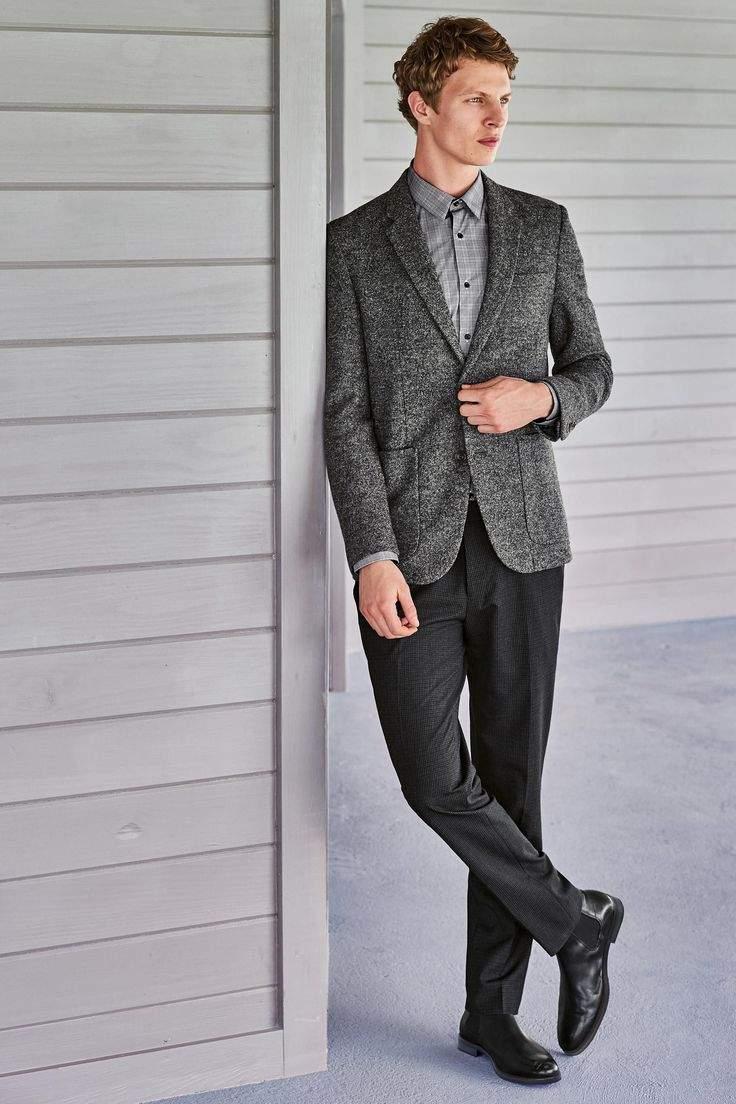 上質なジャケットを選ぶには、「生地」からアプローチを。粋な男のジャケット選びは5つの生地から 4番目の画像