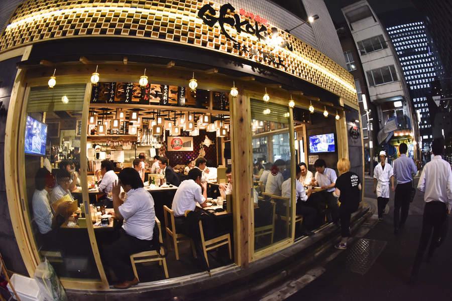 目指すのは「サグラダ・ファミリア」のような店!? 恵比寿横丁の仕掛け人に聞く「空間作り」の秘訣 7番目の画像