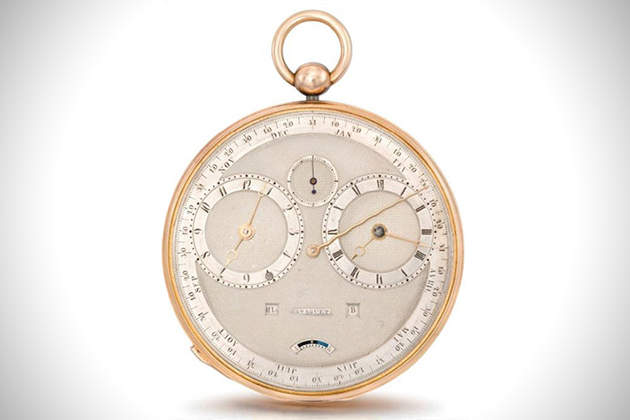 世界で最も高級な腕時計は? 「常識外れ」な世界の最高級腕時計ランキング上位7本 4番目の画像