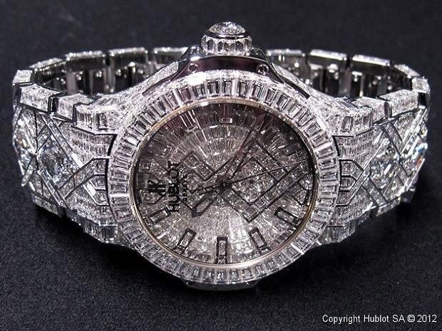 世界で最も高級な腕時計は? 「常識外れ」な世界の最高級腕時計ランキング上位7本 5番目の画像